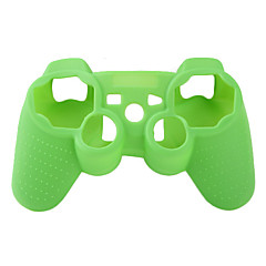 Protective Silicone Case for PS3 Controller (Green)
