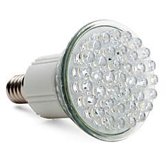 E14 Faretti LED PAR38 38 LED ad alta intesità 190 lm Bianco AC 220-240 V