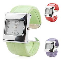 vrouwen legering analoge quartz horloge armband (verschillende kleuren)