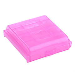 Plastic Case For AA Battery