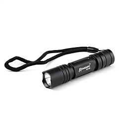 Romisen rc-h3 1-mode Cree XR-e Q5 LED lommelykt (210lm, 1xaa)