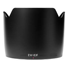 EW-83f solblender for canon eos objektiv EF 24-70mm f/2.8L USM