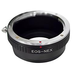 l'objectif ef ef-sony nex-5 nex-3 pro nex-VG10 e adaptateur de montage