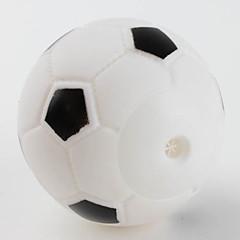 개를위한 축구 공 장난감 찍찍