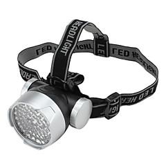 kallistussäätö 4-tilassa 56-LED ajovalaisin (3xaa)