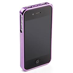Aluminium Bumper Case for iPhone 4 and 4S (Assorted Colors)