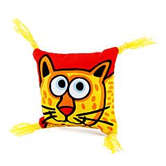 고양이에 대한 사랑 고양이 스타일의 개박하 장난감