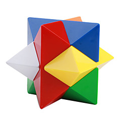plastique coloré forme étoile casse-tête casse-tête