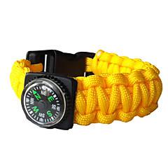 bússola pulseira de salva-vidas