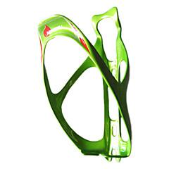 pyöräily 3k kutoa hiilikuitu pulloteline (helmi vihreä)