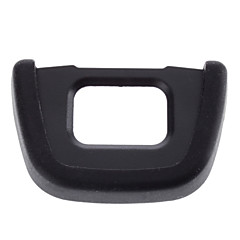 DK-23 Gummi Eye Cup Okular för Nikon D300 D300S (svart)
