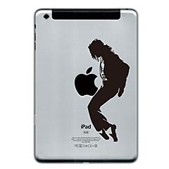 michael jackson design protektor sticker til iPad Mini 3, iPad Mini 2, iPad Mini