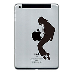 Michael Jackson suunnittelu suojelija tarra iPad mini 3, iPad Mini 2, iPad Mini