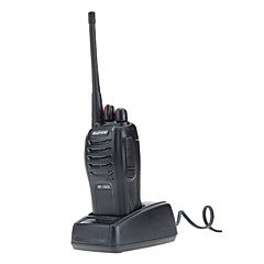 BAOFENG BF-666S 16CH UHF 400-470MHz Walkie Talkie (VOX Function, Low Voltage Alert)