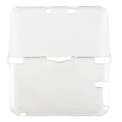 Beskyttende Crystal Clear Case for 3DS XL / LL