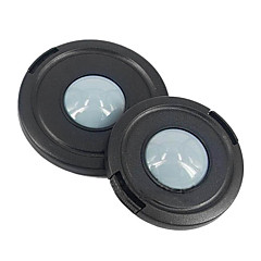 77mm Multifunctional White Balance Center Pinch Lens Cap