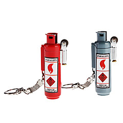 Fire Extinguisher Shaped Gas Lighter (Random Color)