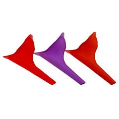 Dispositivos portátiles Micción Emergencia Senderismo caucho Rojo / Morado / Orange