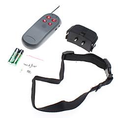4 in 1 addestramento dell'animale domestico vibra e cane scosse elettriche telecomando collare 150m