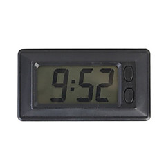 Portable LCD Digital Clock for Car
