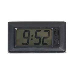 차를위한 휴대용 LCD 디지털 시계