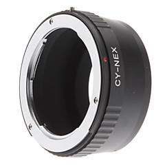 コンタックスツァイスC / YレンズソニーNEX NEX-3 NEX-5カメラマウントAdapteへ