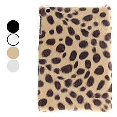 tomenta stil leopar ipad Mini 3, ipad Mini 2, ipad mini-(çeşitli renklerde) için zor durumda