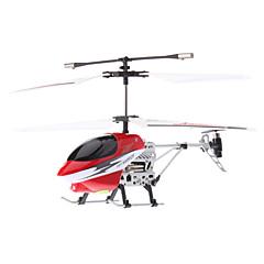 hélicoptère de palme taille 3 canaux gyro télécommande avec la lumière (modèle: 6689-2)