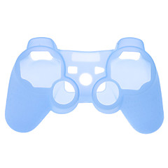Beskyttende Silikondeksel for PS3 Controller (Assorted Color)