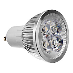 4W GU10 LED Spotlight 4 High Power LED 70 lm Warm White Decorative AC 85-265 V