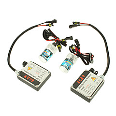 12V/24V 35W H3 HID Xenon Lamp Conversion Kit Set (E2035 Ballast)