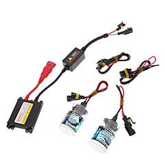 12V 35W 5202 HID Xenon Lamp Conversion Kit Set (AC 12V Slim Ballast)