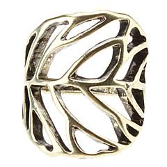 Hohle Blätter Übertriebene Ring