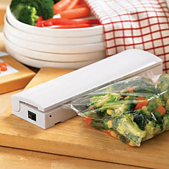 hő élelmiszer megőrzése Visszazárás dugó zárja le légmentesen záródó tasakba hordozható megtakarítás pecsételő gép