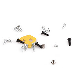 Replacement Screw Set with Stickers for PSP 1000