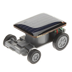 World's Smallest Solární Powered Car