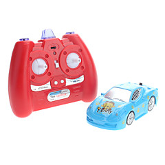 Wall Climbing Remote Control Car (Assorted Colors)