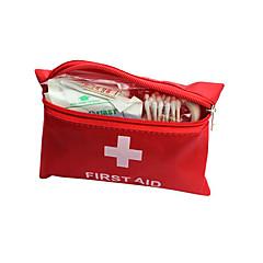 Nylon Førstehjelp Packet (Red)