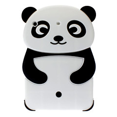 3d styl panda żel krzemionkowy materiał miękki futerał do iPada mini 3, Mini iPad 2, iPad mini