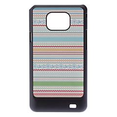 Samsung 은하 S2 I9100를위한 특별한 디자인 패턴 하드 케이스