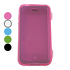 Protective TPU Full Body Case for iPhone 4/4S(Assorted Colors)
