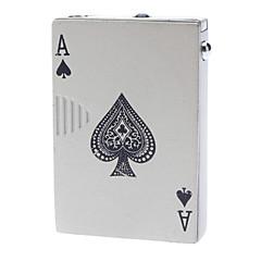 Poker stijl spade-A Jet gasaansteker