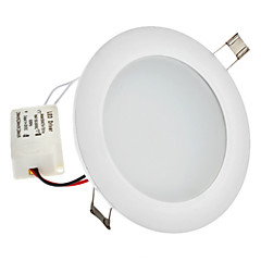 "3.5 ""6W 36x2835SMD 370-400lm 2700-3500K Warm White Light LED Katto lamppu (110-240V)"