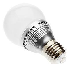2W E26/E27 Lâmpada Redonda LED G60 LED Integrado lm RGB Controle Remoto AC 220-240 V