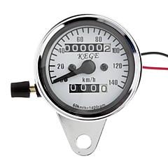 Moto Universale Notte Misuratore Contachilometri Luce Contachilometri doppio
