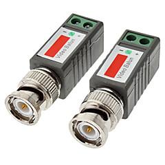 1 Channel Passive CCTV Video Transceiver B/W:600M Color:400M 10CM