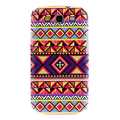 Style Matte Kolor Projekt Durable Hard Case do Samsung Galaxy S3 I9300