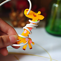 Giraffe Rubber Bobbin Winder(Random Color)