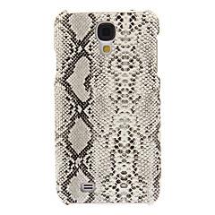 Ljud Hung Series High-End Snakeskin Grain Hard Case för Samsung Galaxy S4 I9500 (blandade färger)