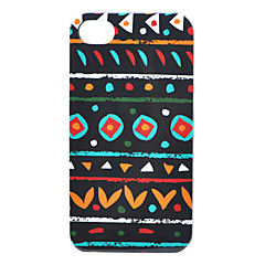 Black Scrawl Back Case for iPhone 4/4S